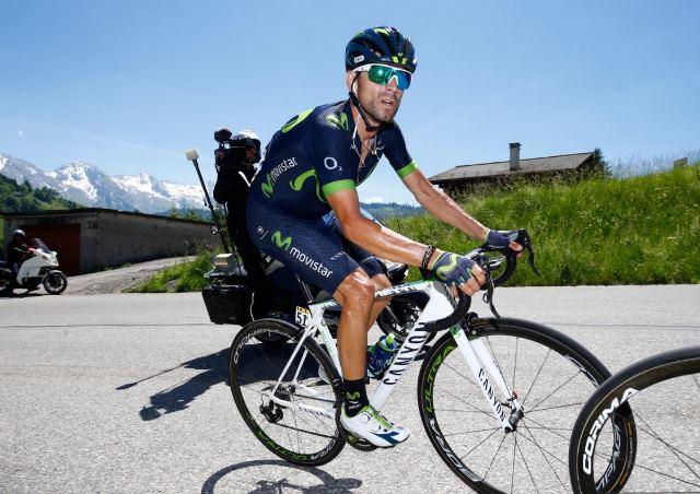 Алехандро Вальверде о Тур де Франс-2017
