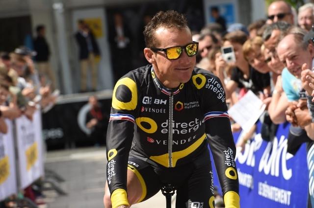Состав команды Direct Energie на Тур де Франс-2017