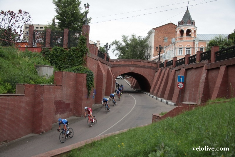 Чемпионат России 2017 года по шоссейному велоспорту в Воронеже