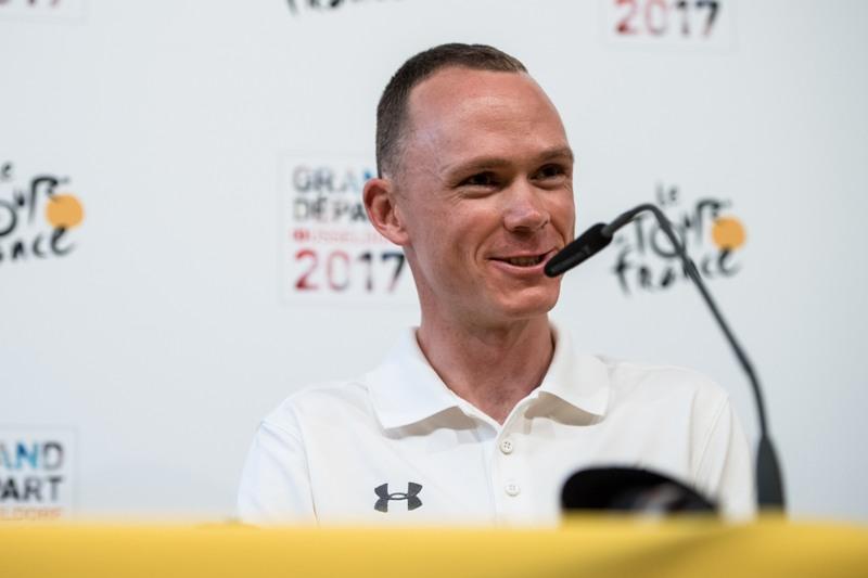 Крис Фрум продлил контракт с командой Sky до конца 2020 года