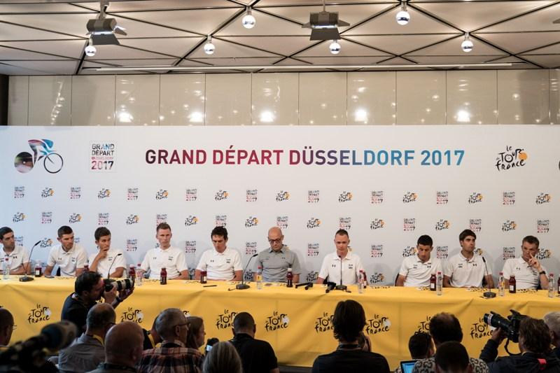 """Крис Фрум: """"Борьба за четвёртый титул победителя Тур де Франс - самый серьёзный вызов в моей карьере"""""""
