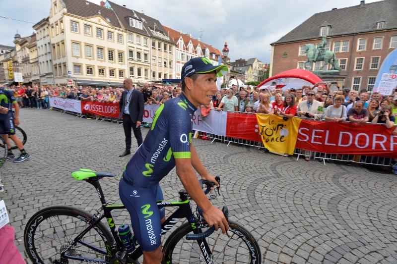 Наиро Кинтана о старте Тур де Франс-2017