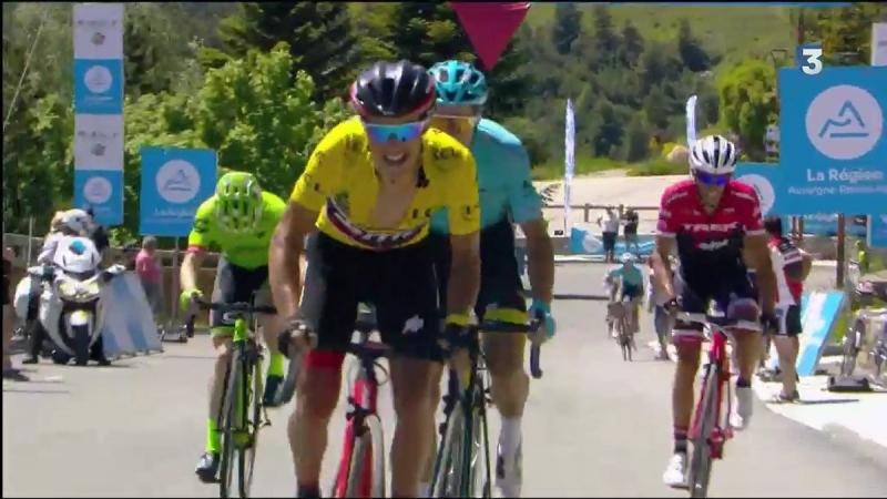 Питер Кеннах – победитель 7 этапа Критериума Дофине-2017