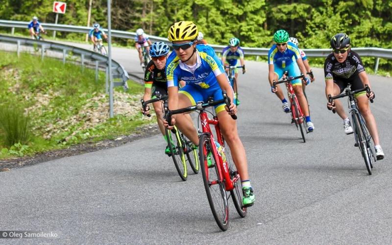 Евгения Высоцкая 2-й год подряд становится абсолютной чемпионкой Украины