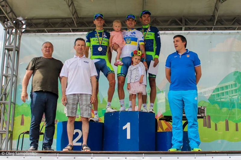 Kolss вновь доминирует на Чемпионате Украины
