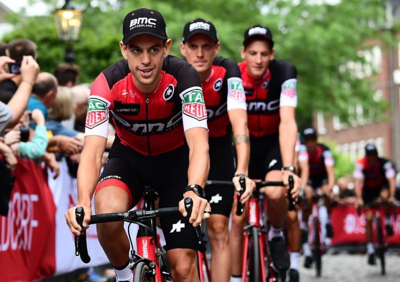 Ричи Порт стартует на Тур де Франс-2017, продлив контракт с командой BMC