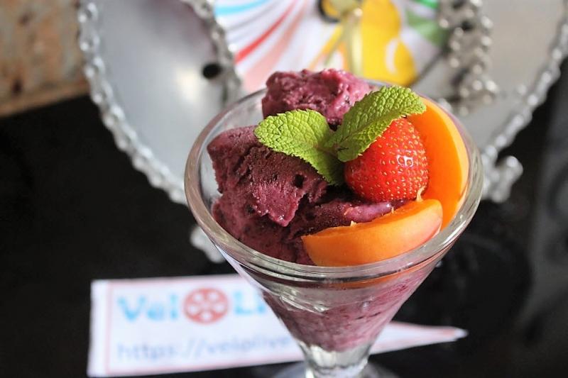 Диетические вафли и мороженое от «Велолайв»