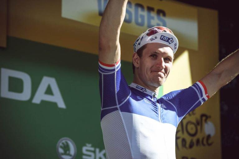 Первая французская победа на этапе Тур де Франс-2017
