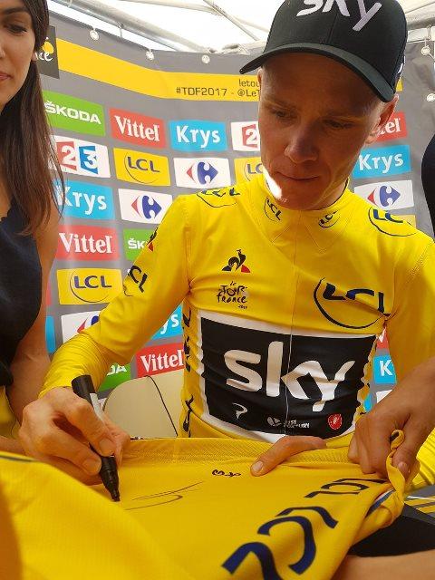 Фабио Ару – победитель 5-го этапа Тур де Франс-2017