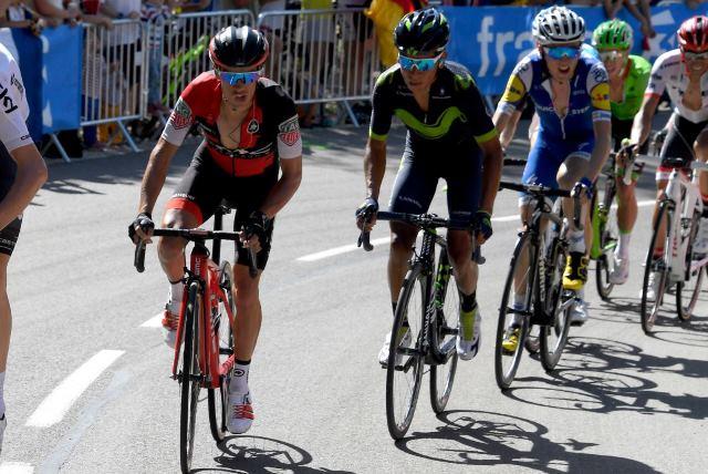 Альберто Контадор и Наиро Кинтана о 5-м этапе Тур де Франс-2017