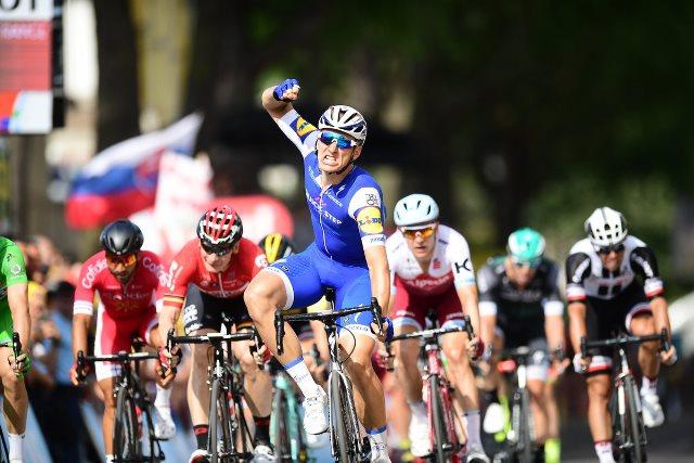 Марсель Киттель - победитель 6 этапа Тур де Франс-2017