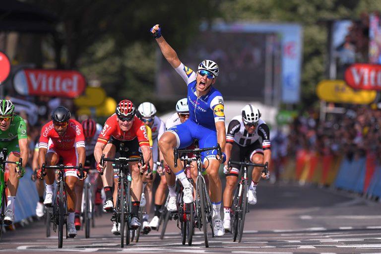 Марсель Киттель и Арно Демар о 6-м этапе Тур де Франс-2017