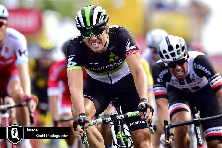 6 миллиметров преимущества Марселя Киттеля на финише 7 этапа Тур де Франс-2017