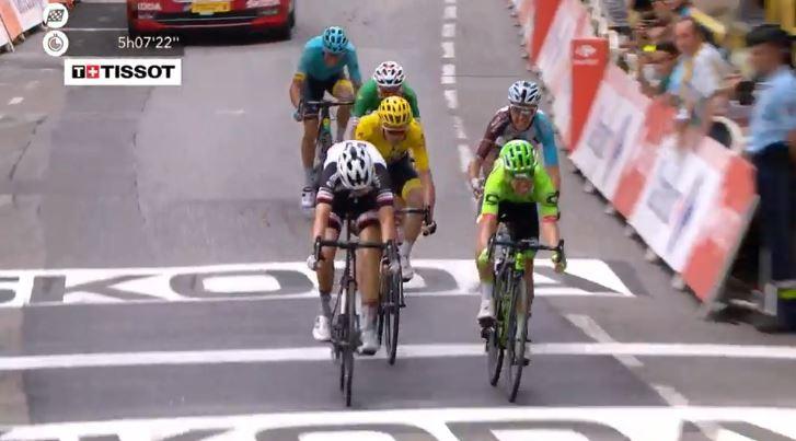 Ригоберто Уран – победитель 9 этапа Тур де Франс-2017