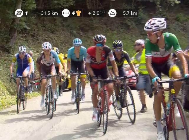 Крис Фрум, Фабио Ару, Роман Барде о 9-м этапе Тур де Франс-2017