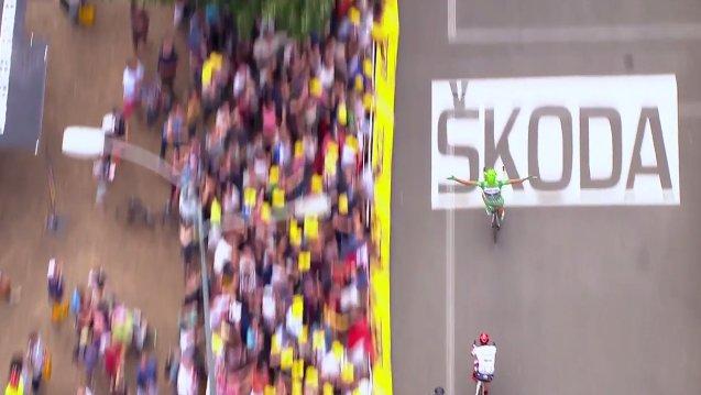 Марсель Киттель – победитель 10 этапа Тур де Франс-2017