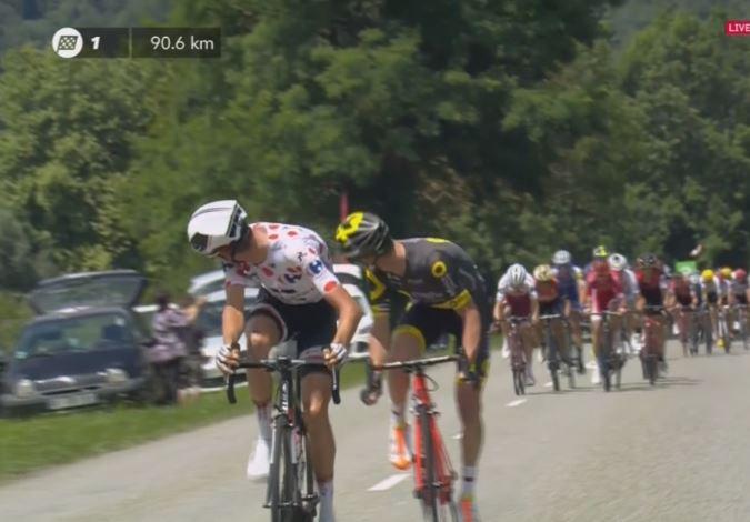 Варран Баргий – победитель 13-го этапа Тур де Франс-2017