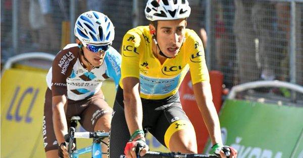 Крис Фрум и Фабио Ару о 14-м этапе Тур де Франс-2017