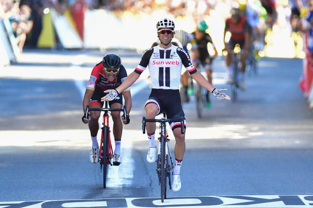 Майкл Мэттьюс и Грег Ван Авермат о 14-м этапе Тур де Франс-2017