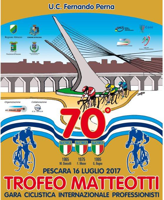 Trofeo Matteotti - 2017