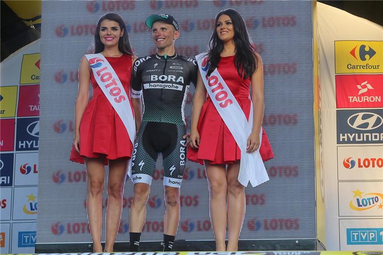 Дилан Тёнс, Петер Саган и Рафал Майка о 3-м этапе Туре Польши-2017