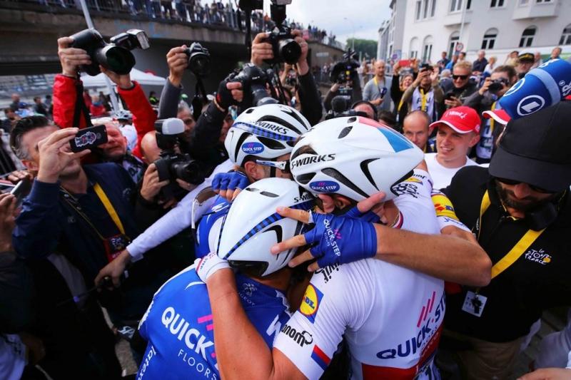10-я победа Марселя Киттеля на этапах Тур де Франс