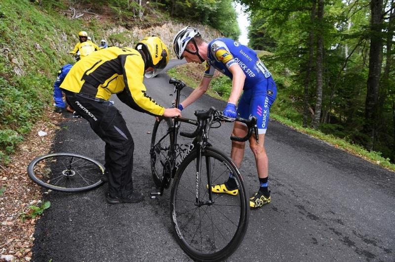 Дэн Мартин, Наиро Кинтана и Саймон Йейтс о 9-м этапе Тур де Франс-2017