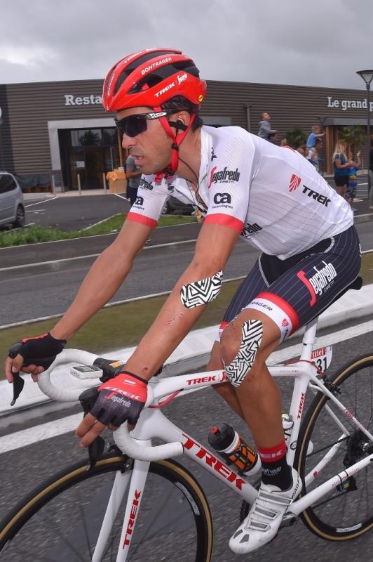 Альберто Контадор и Наиро Кинтана о 12-м этапе Тур де Франс-2017