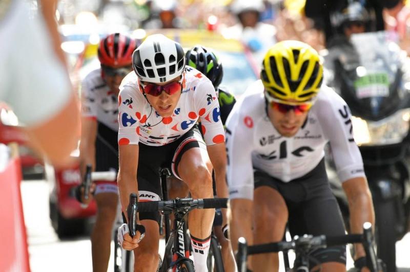 Варран Баргий, Альберто Контадор, Микель Ланда, Наиро Кинтана о 13-м этапе Тур де Франс-2017