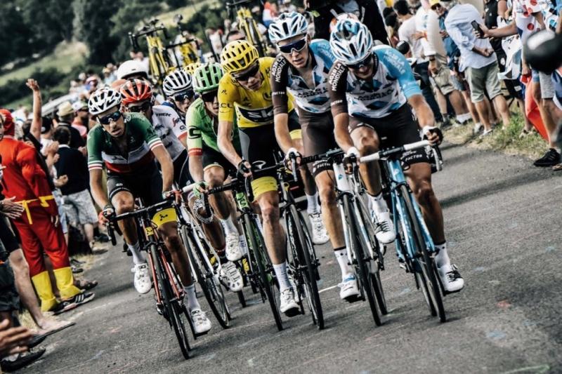 Крис Фрум, Микель Ланда, Роман Барде, Дэн Мартин о 15-м этапе Тур де Франс-2017