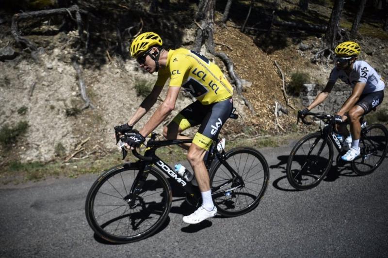 Крис Фрум: «Маршрут и соперники – ключевые факторы при подготовке к Тур де Франс»