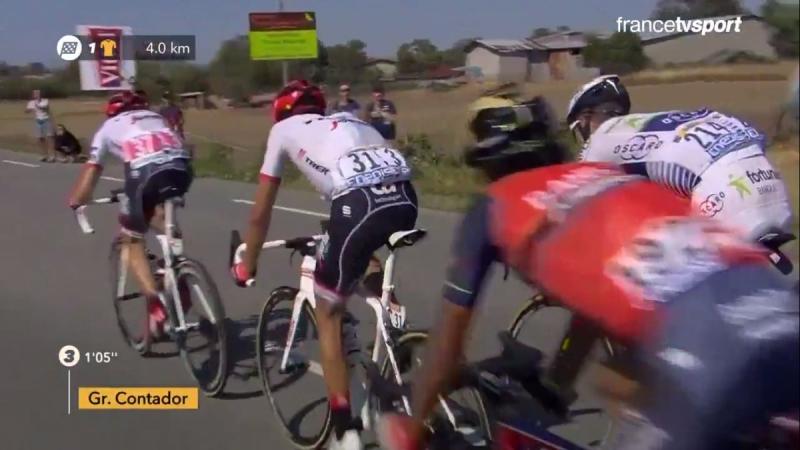 Майкл Мэттьюс - победитель 16 этапа Тур де Франс-2017