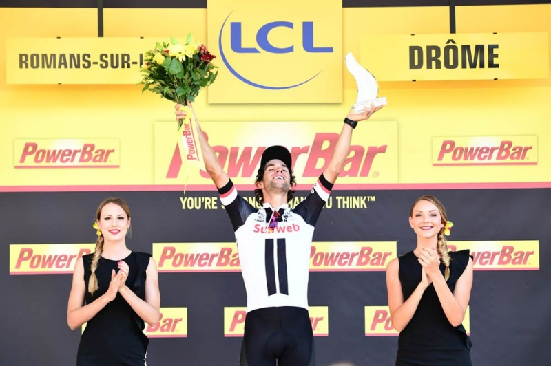 Майкл Мэттьюс и Марсель Киттель о 16-м этапе Тур де Франс-2017