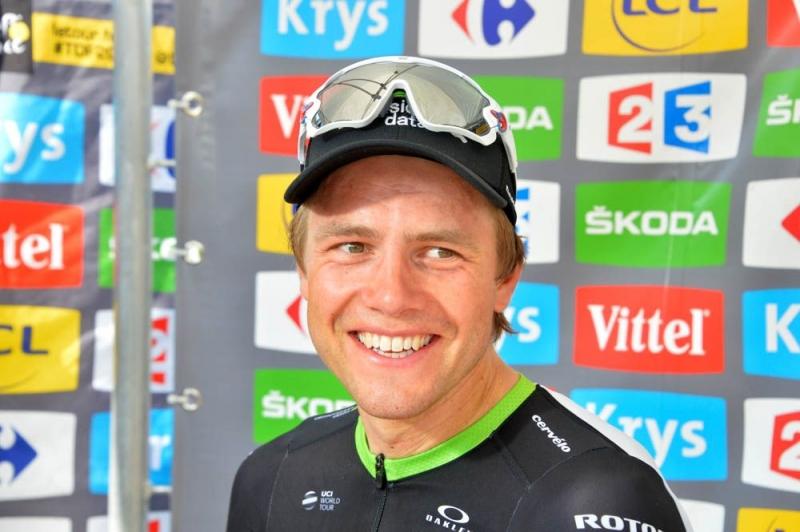 Эдвальд Боассон Хаген и Крис Фрум о 19-м этапе Тур де Франс-2017