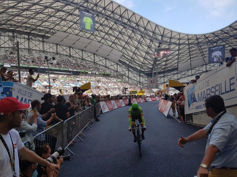 Мачей Боднар – победитель 20-го этапа Тур де Франс-2017