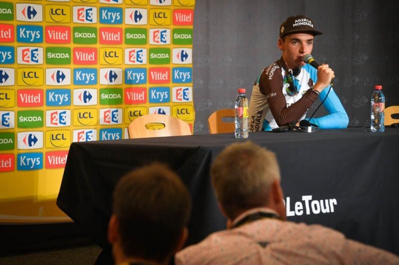 Мачей Боднар, Крис Фрум, Ригоберто Уран, Роман Барде, Альберто Контадор о 20-м этапе Тур де Франс-2017