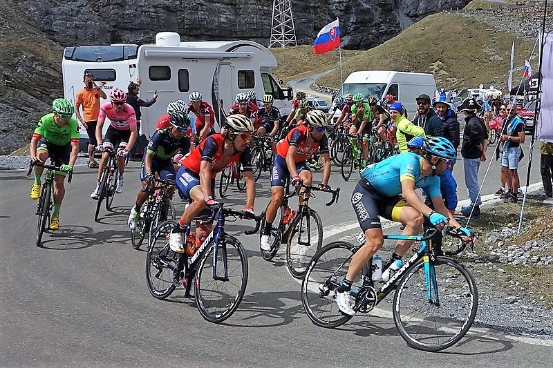 Гонка за гонкой, или Как мы ездили на сотую Джиро д'Италия