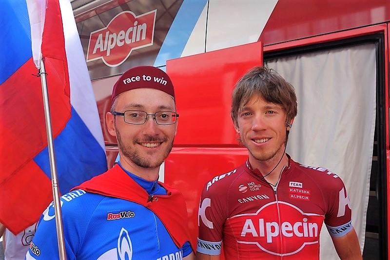 Гонка за гонкой, или Как мы ездили на сотую Джиро д'Итали