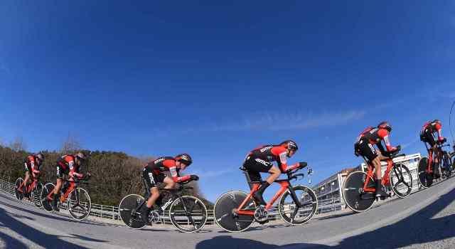 Состав команды BMC на Вуэльту Испании-2017