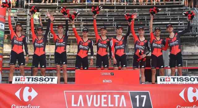 Роан Деннис о 1-м этапе Вуэльты Испании-2017
