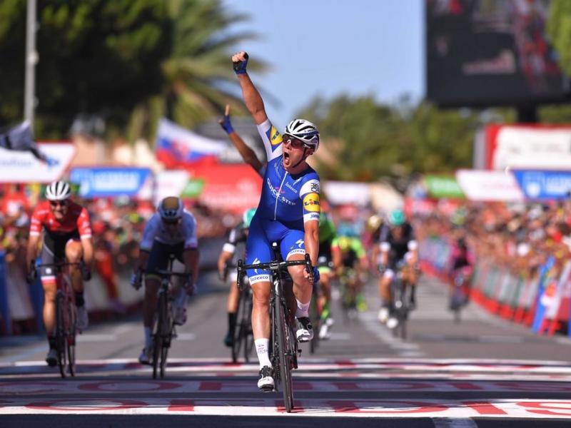 Ив Лампарт о победе на 2-м этапе Вуэльты Испании-2017