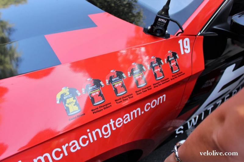 VeloLIVE в Ниме на 1-м этапе Вуэльты Испании-2017