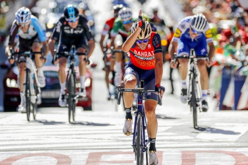 """Винченцо Нибали: """"Я не ожидал, что выиграю этап"""""""