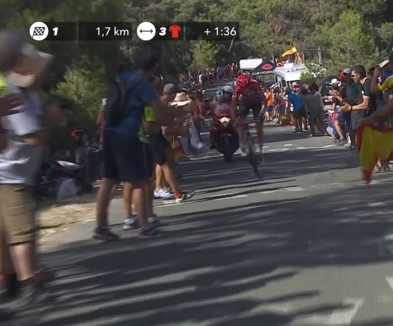 Жулиан Алафилипп – победитель 8 этапа Вуэльты Испании-2017