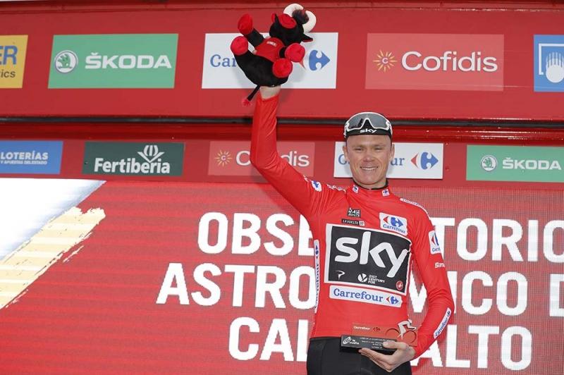 Томаш Марчински – победитель 12 этапа Вуэльты Испании-2017