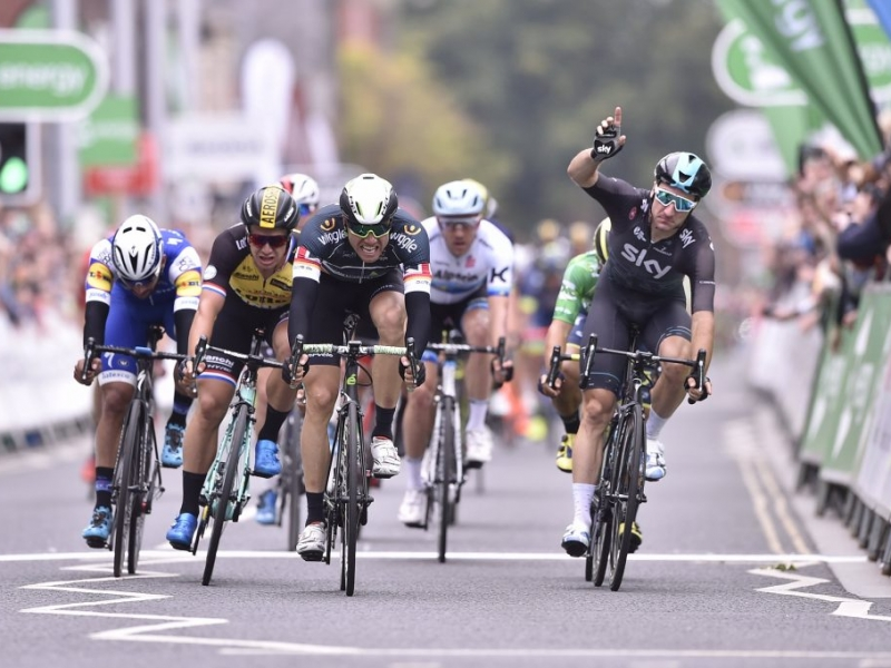 Тэйлор Финни снят с гонки, Эдвальд Боассон Хаген лишён победы на 2-м этапе Тура Британии-2017