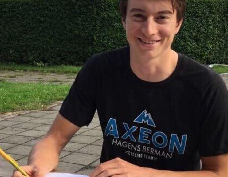 Нельсон Паулесс – новый велогонщик команды LottoNL-Jumbo
