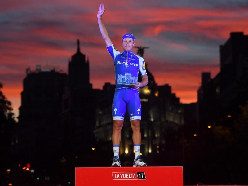 Маттео Трентин – победитель четырёх этапов Вуэльты Испании-2017