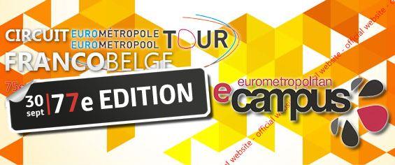 Tour de l'Eurometropole-2017