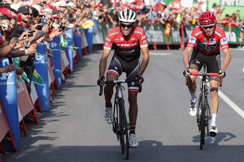 Альберто Контадор о Крисе Фруме, измерителях мощности и изменениях в велоспорте